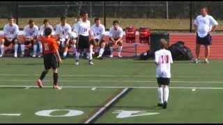 Bedford Bulldogs Vs Keene Blackbirds - Nhiaa D1  Boys Soccer (9/03/15)