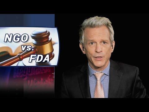 NGO vs. FDA   Inside the Legal Battle that Could SHUT DOWN Vaping