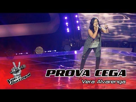 "Vera Alvarenga - ""Purple Rain""  Provas Cegas  The Voice Portugal"