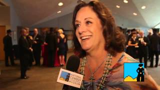Anita LaCava Swift at the 2015 Western Heritage Awards