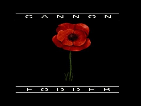 Cannon Fodder intro song - Amiga 1993 (HD 1080p)
