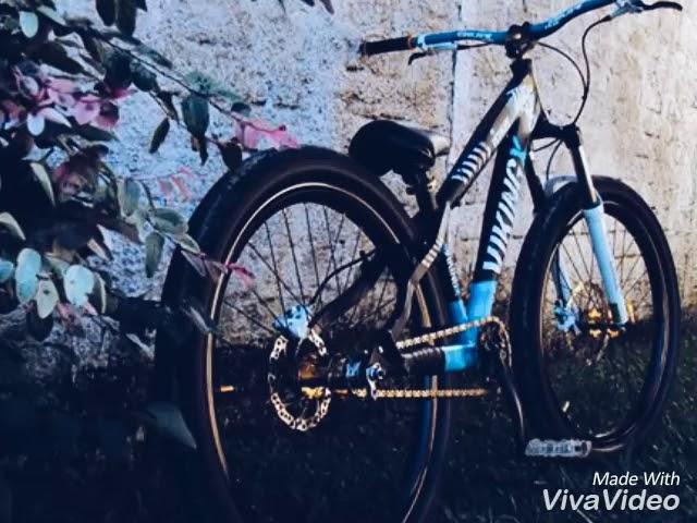 Bicicletas rigidas de donwhill