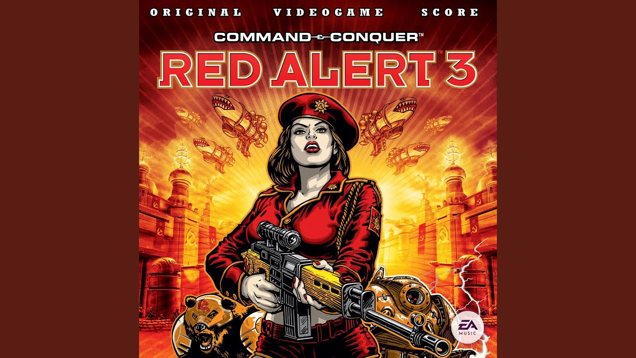 Download Red Alert 3 Theme - Soviet March