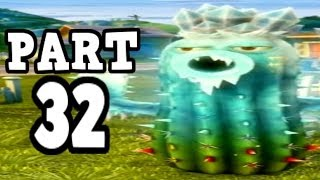 Plants vs  Zombies Garden Warfare Ice Cactus Gameplay Walkthrough - Multiplayer (PC/Xbox One)