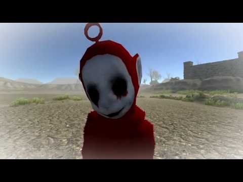 SlendyTUBBIES 3 -  Soundtrack - OST - Batalla De PO - Run Away