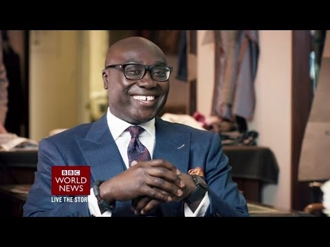 KOMLA DUMOR PROMO - BBC WORLD NEWS