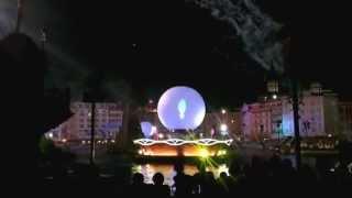 Япония. День 21. Tokyo Disney Sea. Вечернее шоу