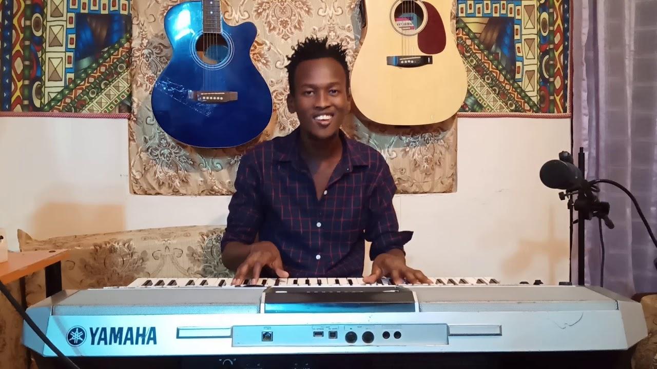 Amenisamehe piano seben by Saviour Bee