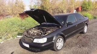 Audi S4 Тест Драйв обзор 230 сил 1.2 Бара Ауди S4