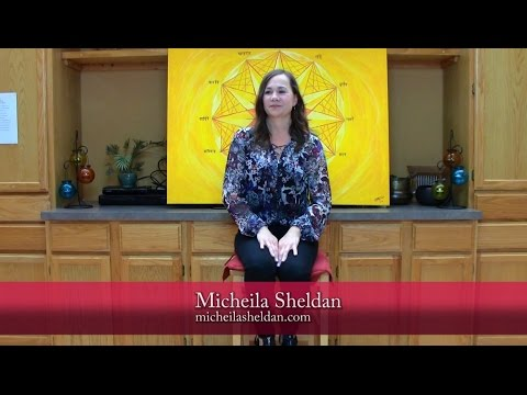 AAE tv | The Field of Potential | The Council of Light | Micheila Sheldan | 10.08.16
