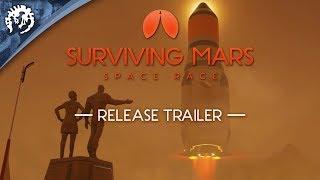 Surviving Mars Space Race Release Trailer
