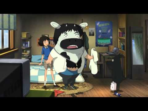 The Satellite Girl and Milk Cow - Official Trailer
