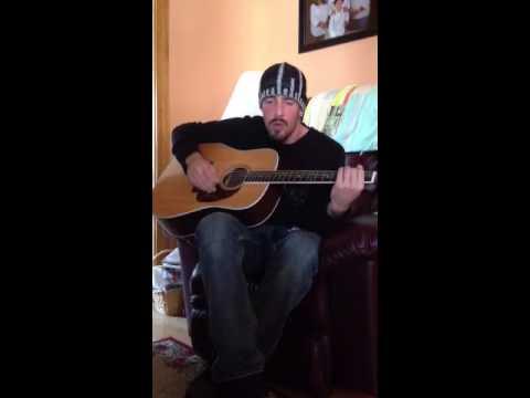 Brantley Gilbert Cover - My Kind of Crazy - Josh Williams