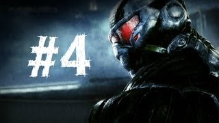 Crysis 3 Gameplay Walkthrough Part 4 - Railyard Escape - Mission 2
