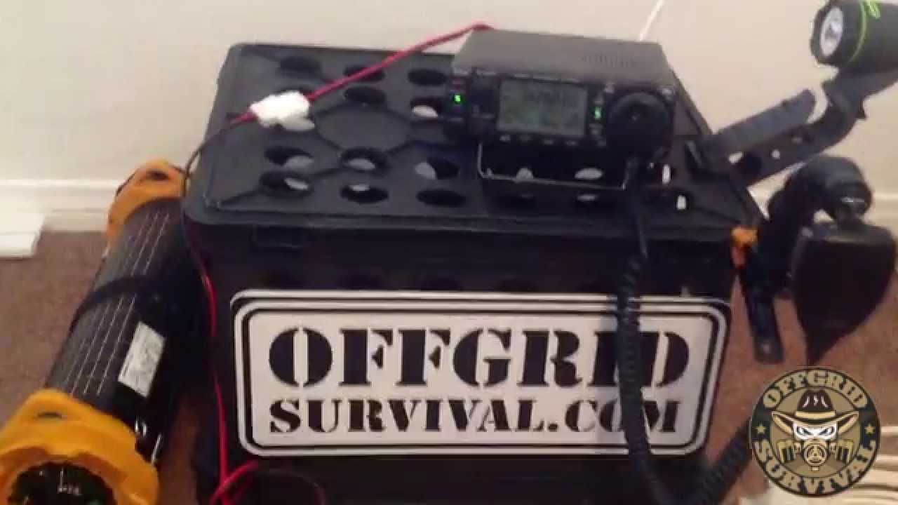 OFF-GRID HAM RADIO: Simple Emergency Communication When the