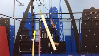 Jonah Taggart: 2018 Ninja Warrior Competition, Olympiad Ninja City, St. Louis MO