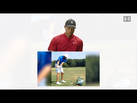 Tiger Woods Gives Stephen Curry Golf Advice