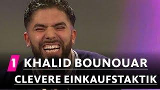 Khalid Bounouar: Clevere Einkaufstaktik