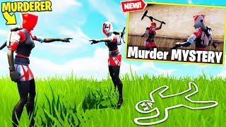 *NEW* MURDER MYSTERY Custom Gamemode In Fortnite Battle Royale! | W/ Lachlan, Vikkstar123 & Sp33dy