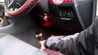 видео механическая защита от угона автомобиля