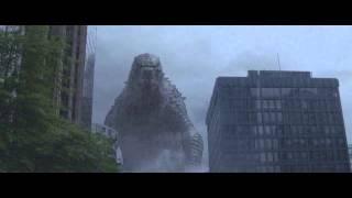 Godzilla 2014 - All Godzilla Scenes