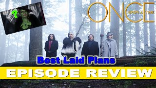 Best Laid Plans Review Once Upon A Time Season 4 Episode 16