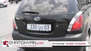 Ավտովթար Երևանում. բախվել են Kia-ն ու ГАЗ 21-ը. կան վիրավորներ