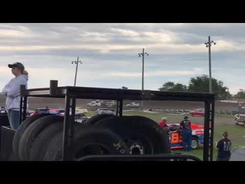 Madison Speedway Hornet Heat 2 6-22-19