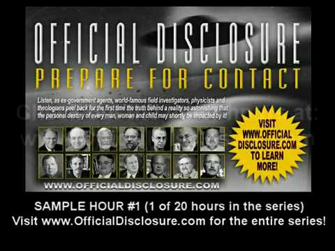 Disclosure Of Alien Life Imminent HOUR 1 PART 7