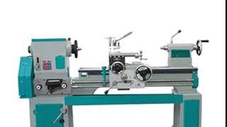 Medium Duty Lathe Machine from Indian Trade Street