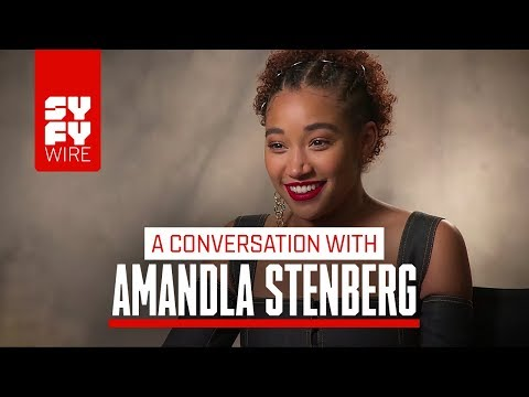 Amandla Stenberg On The Darkest Minds And Beyonce  SYFY WIRE