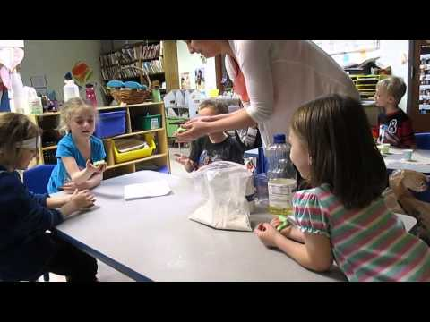 Part 2 of 2: Early Childhood Science- Kool-aid Playdoh