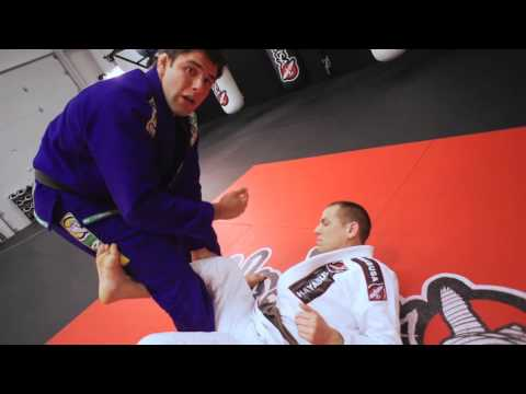 Jiu Jitsu with Marcus Almeida: Reverse De La Riva Guard Pass