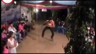 Bd boy sexy dance wedding program.
