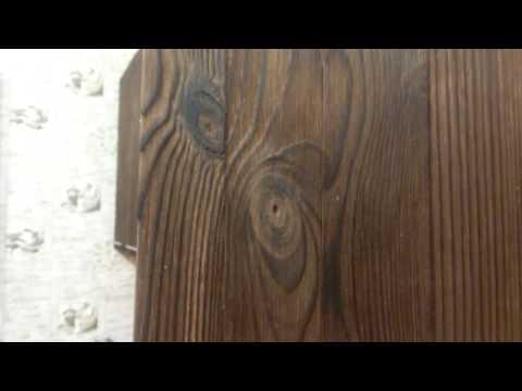 Кухонный гарнитур из дерева на заказ. Kitchen furniture from wood to order смотреть онлайн