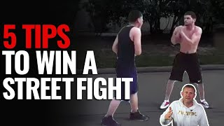 HOW TO WIN Y๐ur First Street Fight | What to Expect
