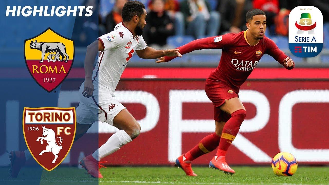 Roma 3-2 Torino | La Roma vola di nuovo in quarta posizione con il gol di El Shaarawy | Serie A