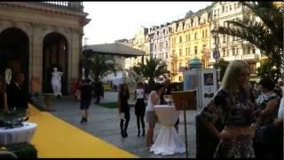 50-й кинофестиваль в Карловых Варах... июль 2015(Это видео создано с помощью видеоредактора YouTube (http://www.youtube.com/editor), 2015-07-06T08:19:29.000Z)