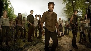 The Walking dead - All characters death