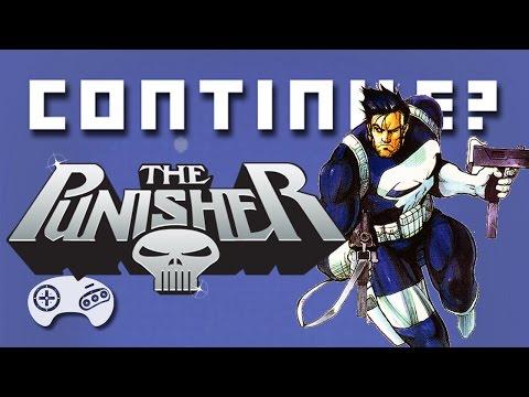 The Punisher (GEN) - Continue?