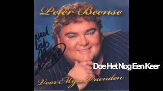 Doe Het Nog Een Keer - Voor Mijn Vrienden - Peter Beense (Audio Bestand)