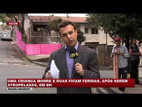 BRASIL URGENTE MINAS 08/05/2018