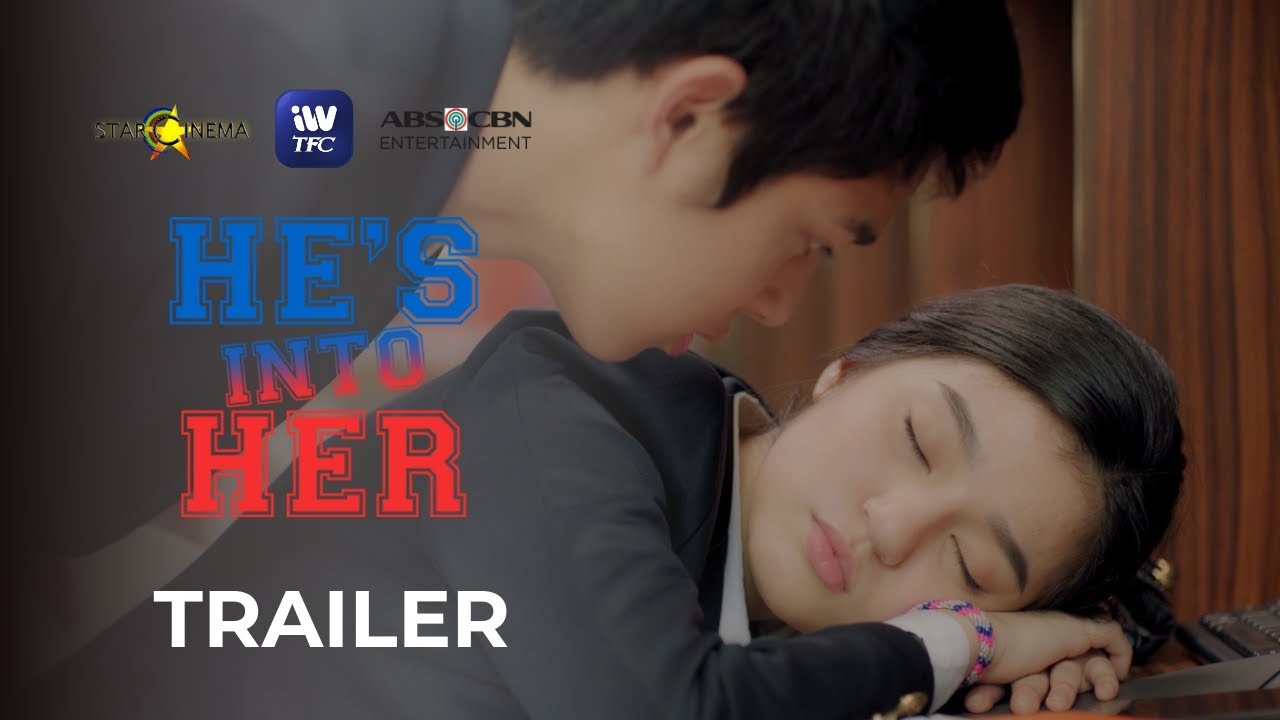 Download He's Into Her Official Trailer | Donny Pangilinan & Belle Mariano