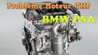 Problème Claquement décalage distribution , Bloc moteur EP6 THP PSA / BMW