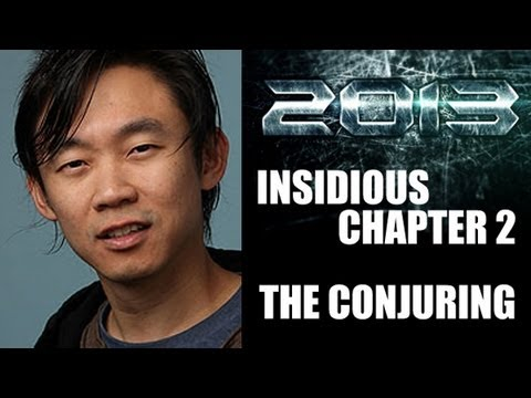 Insidious Chapter 2, The Conjuring : James Wan 2013 - Beyond The Trailer