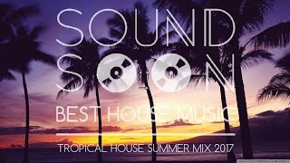 MUSICA DA SPIAGGIA ESTATE 2017 - 🌴 Melodic & Tropical Deep House | Summer 2017 Mix