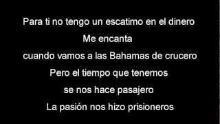 Daddy Yankee Ft. J-Alvarez - El Amante Con Letra Lyrics (Prestige)