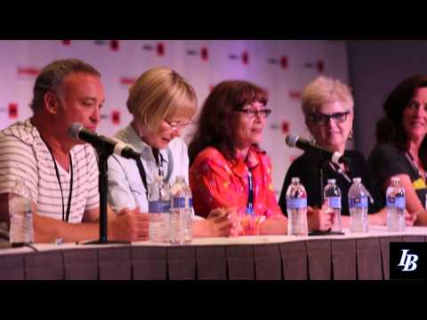Sailor Moon: The Original English Dub Cast at Anime Expo 2014