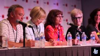 Sailor Moon: The Original English Dub Cast at Anime Expo 2014