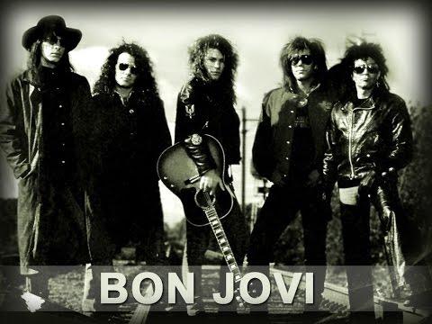 Top 20 Songs of Bon Jovi